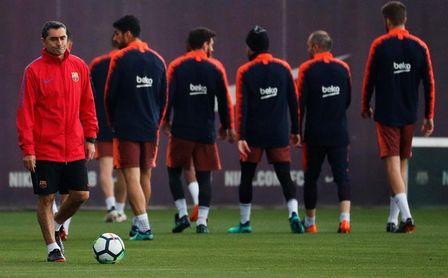 El Barça regresará mañana al trabajo con tres salidas y solo una cara nueva