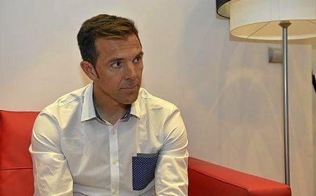 Marchena, durante una entrevista concedida a ESTADIO.