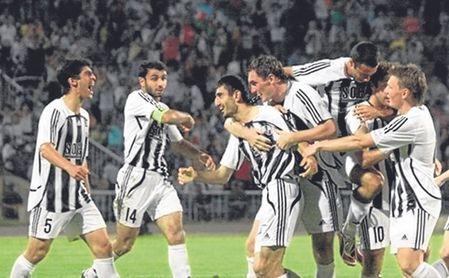 El Neftçi recibirá hoy al Újpest en Bakú a las 19:00 horas.