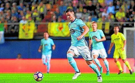 El Celta ha apartado a Radoja, como a Jonny Castro y Sergi Gómez.