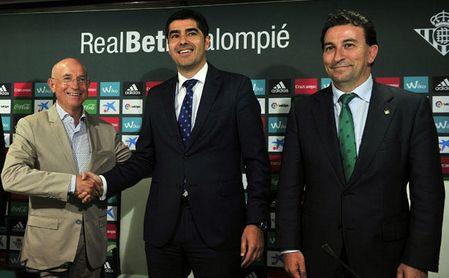 Haro, Catalán y Serra han trabajado duro para llegar a un acuerdo por y con Carvalho.