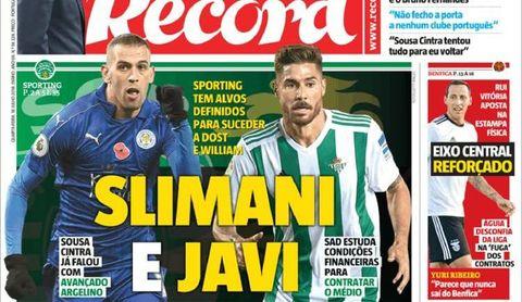 El Sporting quiere a Javi García como recambio de Carvalho