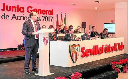 Los rumores sobre la posible venta del Sevilla FC han aumentado en los últimos días.