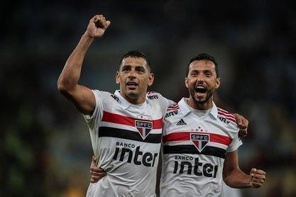 Flamengo pierde en casa con Guerrero pero mantiene el liderato del fútbol en Brasil