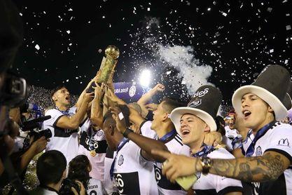 Ruedan los dados para definir las posiciones en la cabeza del Clausura paraguayo
