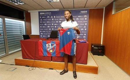 """Semedo: """"Estoy con mucha ilusión y ganas y quiero ayudar al Huesca"""""""