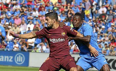 La fuerza y la rapidez de Djené gustan mucho en el Sevilla FC.