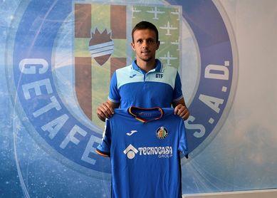 """Maksimovic: """"He tenido más ofertas de Primera, pero quería el Getafe"""""""