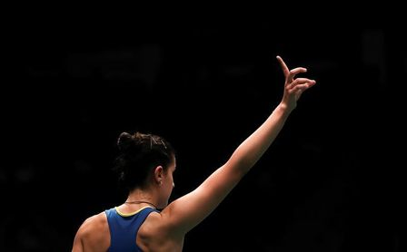 Carolina Marín competirá en el debut de Barcelona en el World Tour