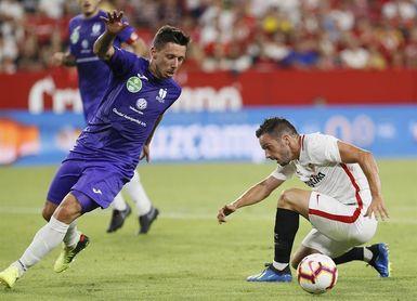 Leipzig, Genk, Girondins, Besiktas y Sevilla encarrilan sus eliminatorias
