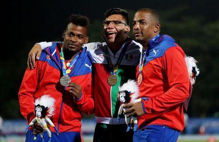 México llega a 110 oros y Cuba desplaza a Colombia del segundo lugar