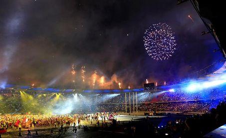 Barranquilla despide los Centroamericanos y del Caribe con alegría y carnaval