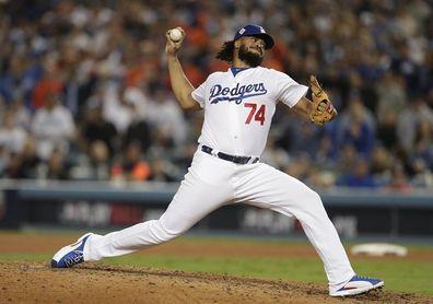 El curazoleño Jansen será baja un mes con Dodgers por problemas cardíacos
