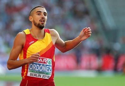"""Ordóñez: """"Al final me encontré flojo; lástima porque la carrera fue buena"""""""