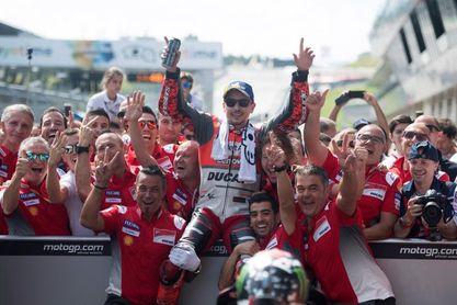 Lorenzo y Márquez vuelven a copar la atención