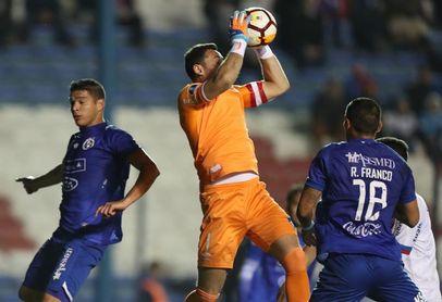 1-0. Nacional pasa a octavos y espera por el vencedor de Temuco-San Lorenzo