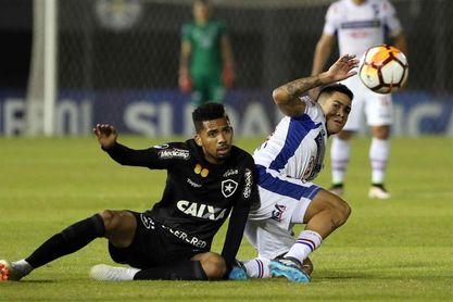 Botafogo busca remontar en casa ante Nacional pendiente de ´Gatito´