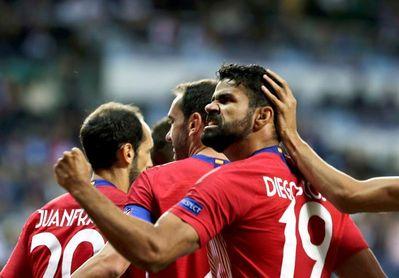 2-4. El Atlético se desquita en la prórroga