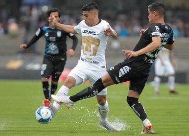 El Pumas, líder, visita a un Monterrey herido en la quinta jornada