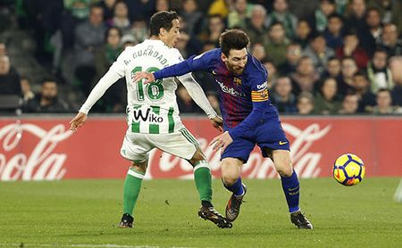 El Betis-Barcelona, el primer partido que LaLiga quiere llevarse a EEUU
