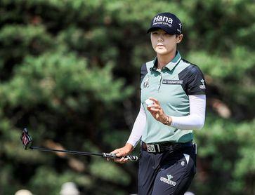 Sung Hyun Park y Lizette Salas lideran el torneo IWIT, tras una segunda ronda suspendida por lluvia