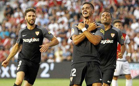 Rayo 1-4 Sevilla FC: Espanta las dudas a ritmo de goleada