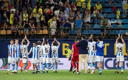 La Real Sociedad terminó con 12 años sin triunfos en Villarreal en LaLiga