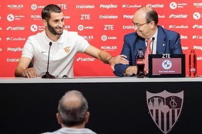 El Sevilla incorpora al francés Gonalons, cedido por el Roma