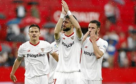 A Pareja le queda un año de contrato, pero Machín no cuenta con sus servicios.