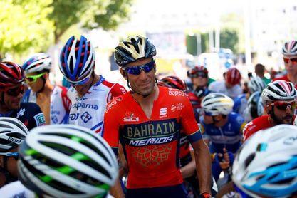 """Nibali: """"El jefe de filas es Ion Izagirre, trataré de recuperarme día a día"""""""