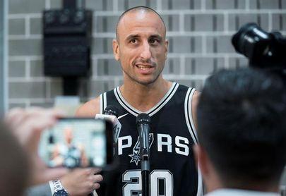 Ginóbili, tras 16 años en la NBA, anuncia su retirada del baloncesto
