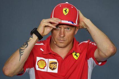"""Raikkonen: """"Seguir no depende de mí, pregunta al equipo"""""""