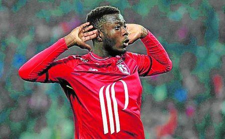 Nicolas Pépé seguirá en el Lille a pesar de haber tenido muchas ofertas durante este verano.