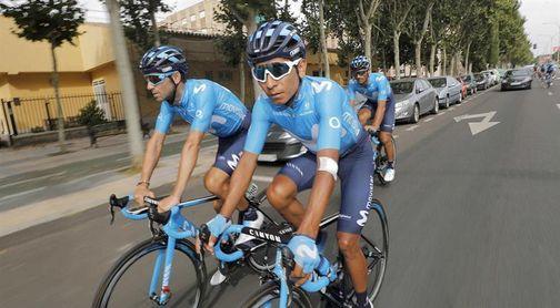 """Quintana: """"Creo que tengo una buena oportunidad para ganar la Vuelta"""""""