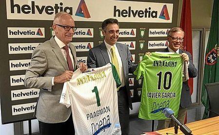 Imagen del anuncio del acuerdo.