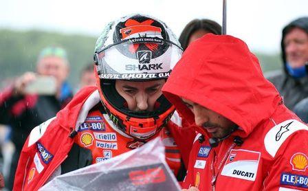 """Lorenzo afirma que Misano le """"encanta"""" y que será """"una carrera competida"""""""
