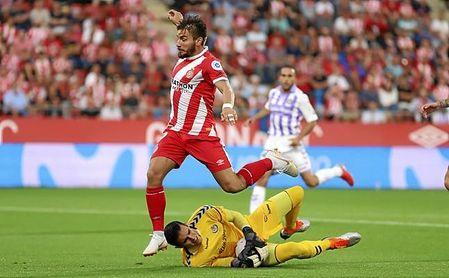 Portu llegó a quedarse fuera de la lista de Eusebio, ante lo cercana que estaba su salida al Sevilla FC.