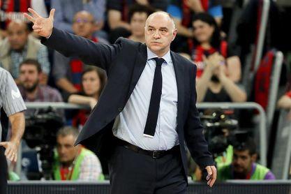 85-98. El Real Madrid empieza a carburar y amarga la presentación de Burgos