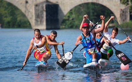 El piragüismo español sale de Portugal con un botín de ocho medallas