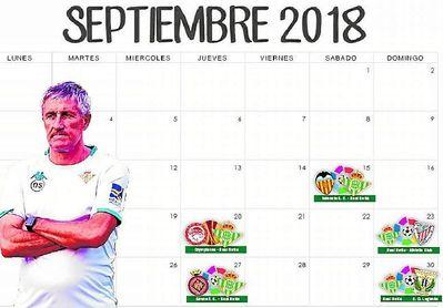 El Betis disputará siete partidos, de Liga y Europa League, en 23 días.