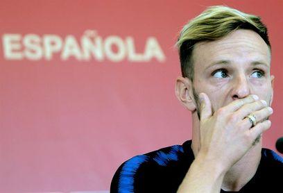 """Rakitic: """"No se puede elegir mejor rival para mi partido número cien"""""""