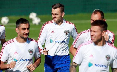 La AEPSAD abre una investigación a Cheryshev por presunto dopaje