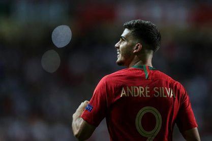 André Silva mejora los números de Cristiano en sus inicios con Portugal