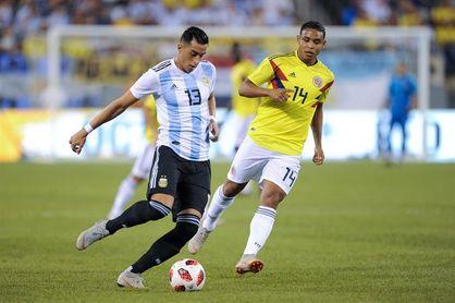 0-0. Argentina y Colombia no se hacen daño pero brillan Armani y Ospina