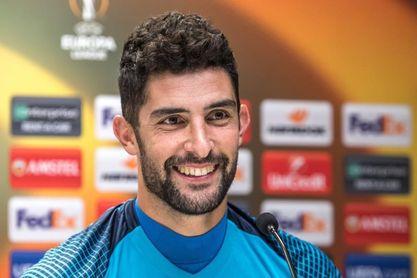Álvaro González: Debemos confiar en el equipo y en la idea de juego