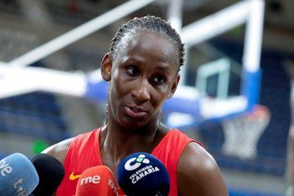 Astou Ndour cree que todas las selecciones son favoritas en el campeonato