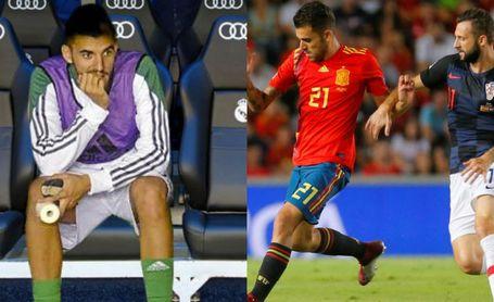 Ceballos, de 'comepipas' con Zidane a los elogios de Luis Enrique