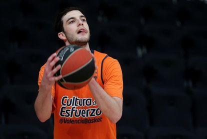 Sergi García: Estoy muy contento con la confianza que me da Ponsarnau