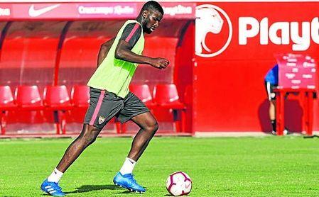 Ibrahim Amadou no quiso jugar la Copa de África en 2017.