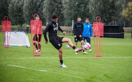 Ganso podría debutar contra el Lille, este fin de semana.
